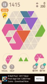 Make Hexa Puzzle for Motorola Moto E