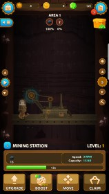 Deep Town: Mining Factory for Huawei Ascend G526