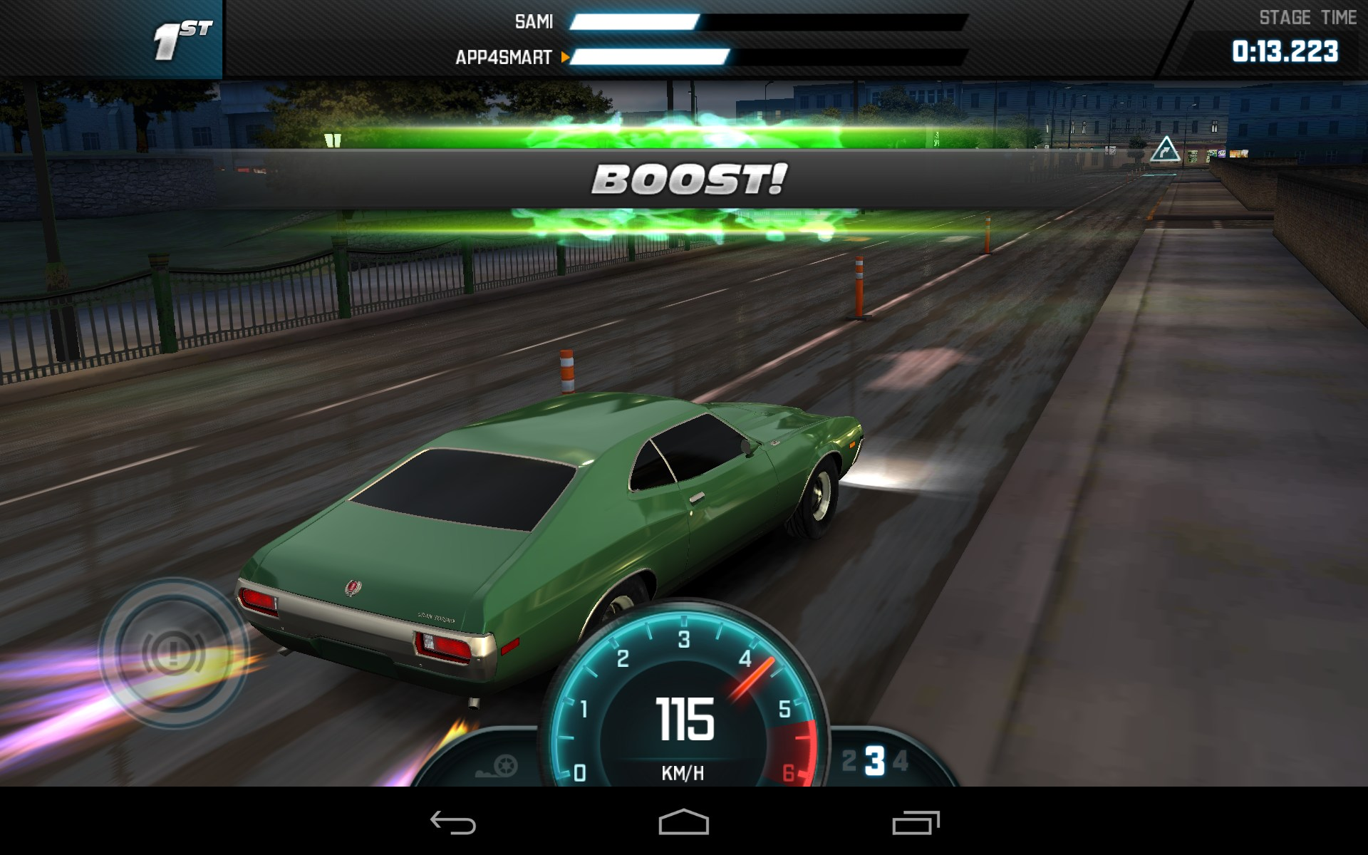 Fast & Furious 6: The Game pour Sony Sony Xperia E1 2018 ...
