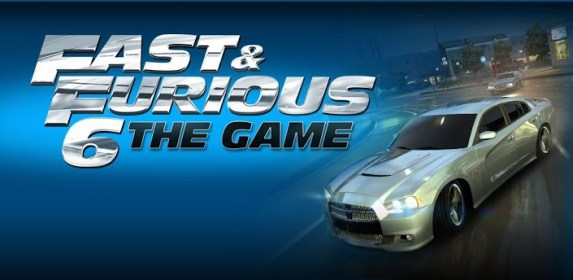 Fast & Furious 6: The Game for Sony Xperia M