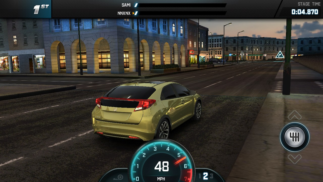 Fast and furious game android