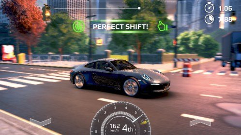 Asphalt Street Storm Racing for Alcatel One Touch T Pop