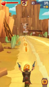 Run & Gun: BANDITOS for Sony Xperia Z