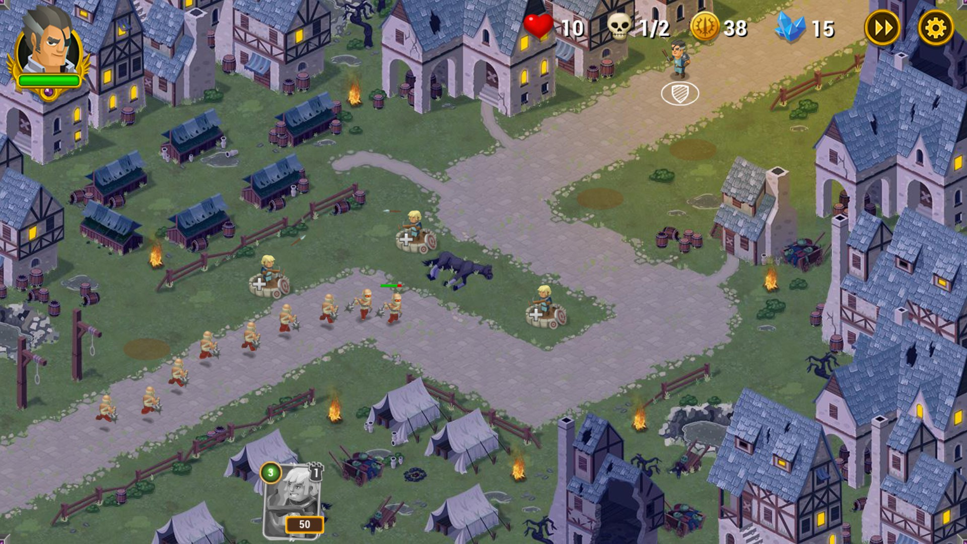 tower defense syndicate heroes td u2013 games for android u2013 free