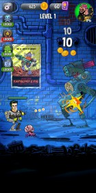Tap Busters: Galaxy Heroes for Fly IQ236 Victory