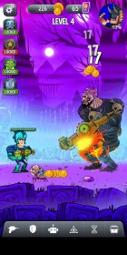 Tap Busters: Galaxy Heroes for Motorola DROID 2 Global