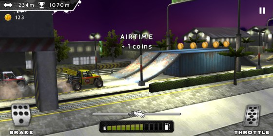 Extreme Racing Adventure for Alcatel One Touch 980