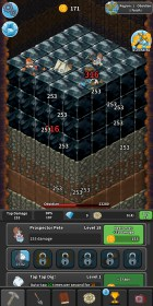 Tap Tap Dig - Idle Clicker Game for LG L80