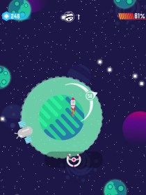 Space Drift – Endless Runner