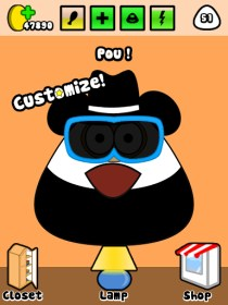 Pou for LG Optimus F7