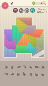 Tangrams & Blocks
