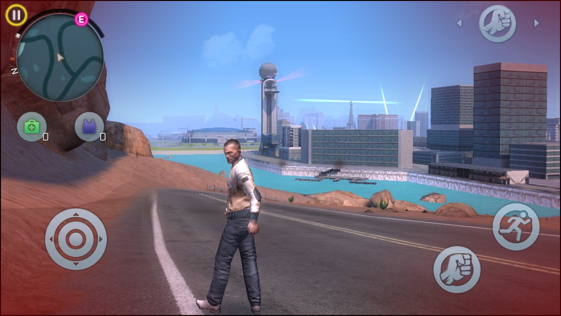 Gangstar vegas 3. 9. 1c mod apk + obb for android » android4apk.