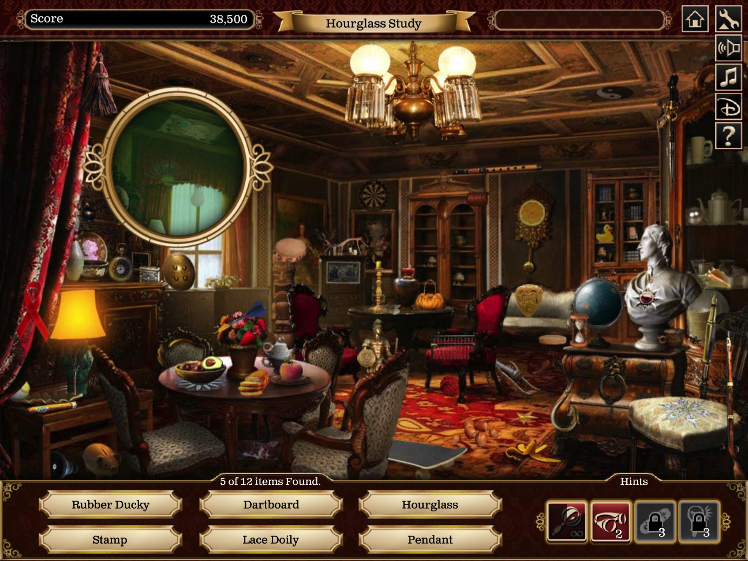 Hidden Objects: Gardens of Time – Games for Android 2018 – Free ...