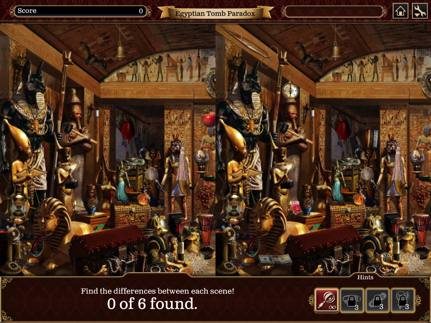Great Hidden Objects: Gardens Of Time Great Ideas