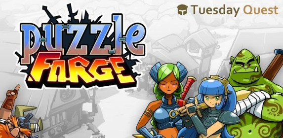 Puzzle Forge for Amazon Kindle Fire HD 8.9
