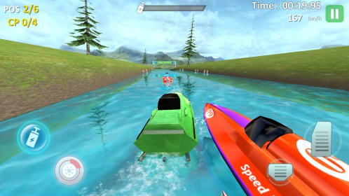 Powerboat Race 3D