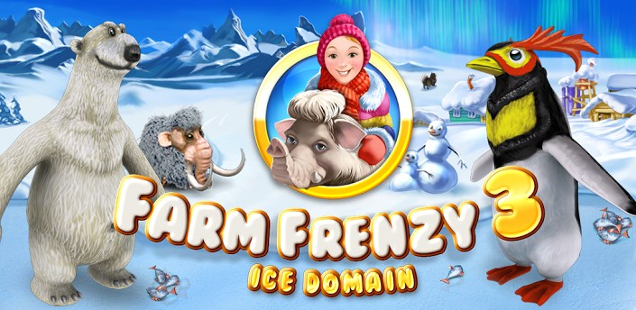 Download Farm Frenzy 3 Ice Age for free at FreeRide Games