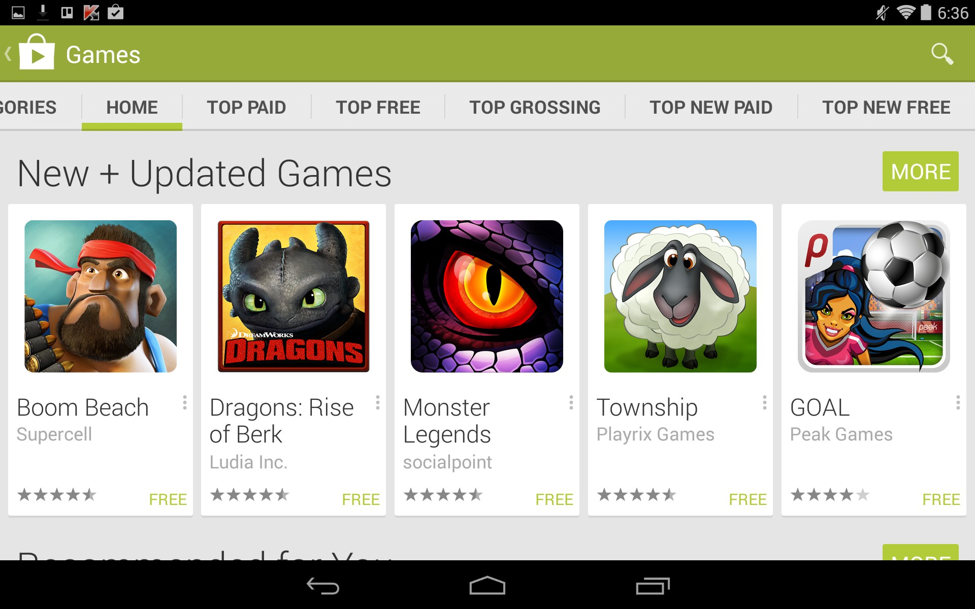 all free games to play on google