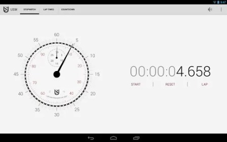 Ultimate Stopwatch Timer for Alcatel One Touch 928D