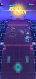 Neon Soldier: free Cyberpunk style Shooter game
