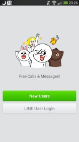 LINE for Samsung GT-P3110 Galaxy Tab 2 (7.0)