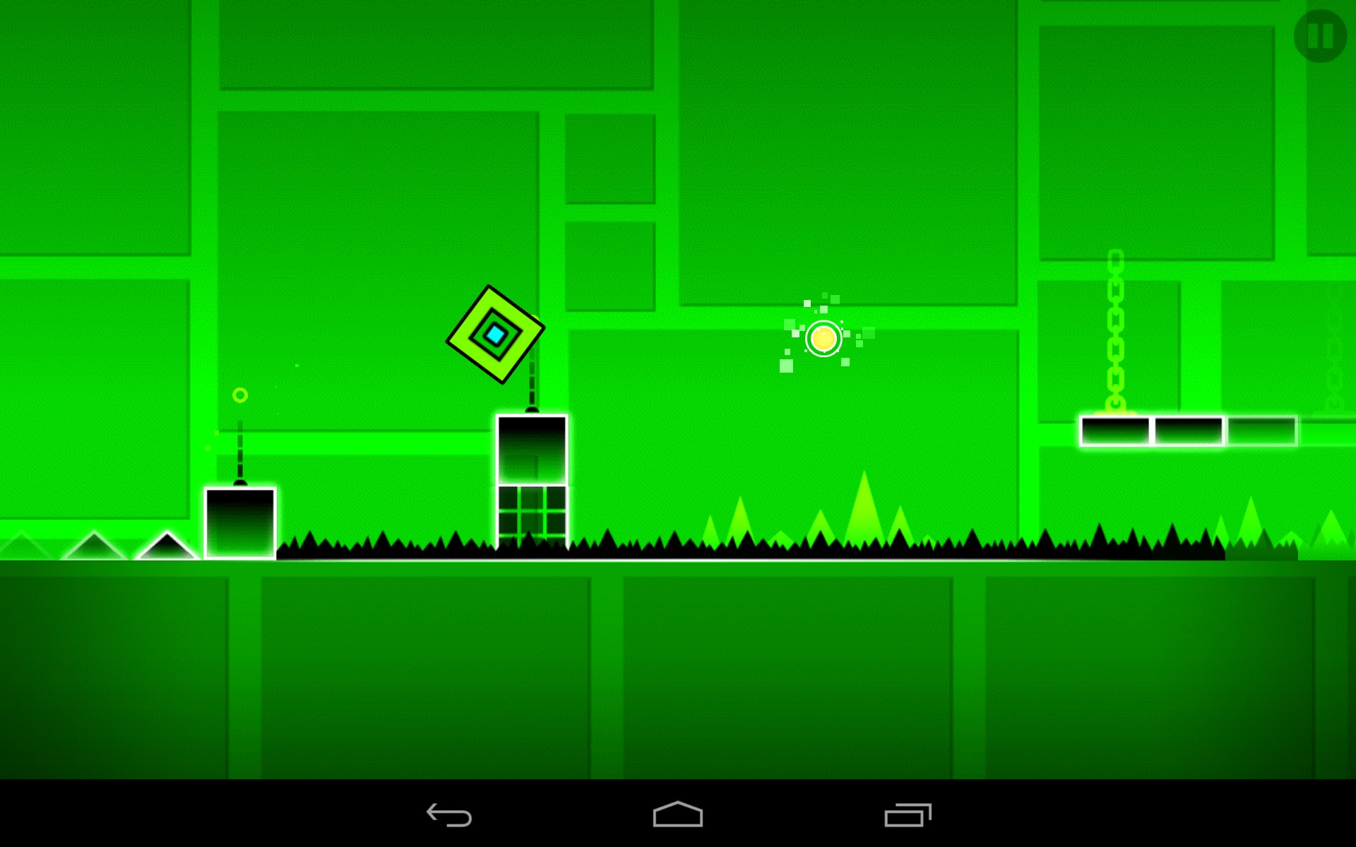 Geometry Dash – Games for Android. Geometry Dash