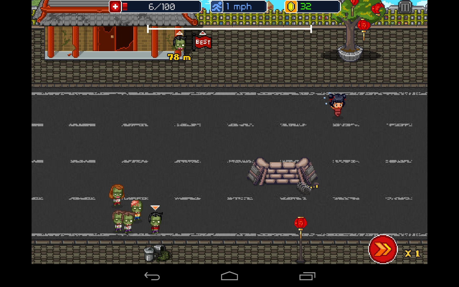 infectonator hot chase � games for android � free download