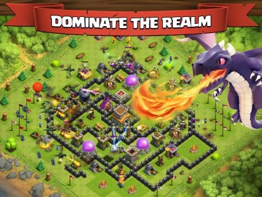 Clash of Clans for Samsung Galaxy Note 3