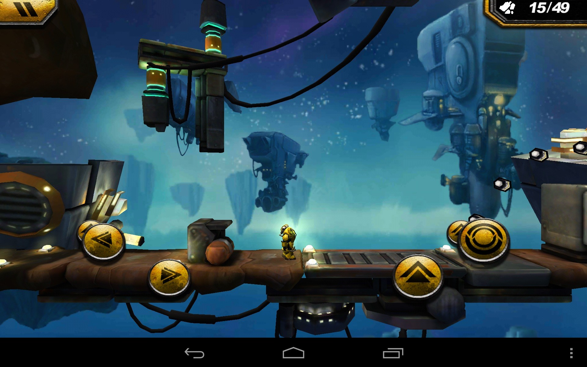 android os 4.1 games