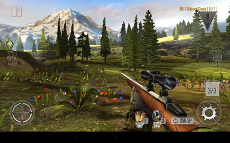 Deer Hunter 2014 for PROLOGY Evolution TAB-1000 3G HD