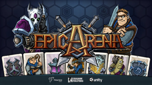 Epic Arena for Sony Xperia M2
