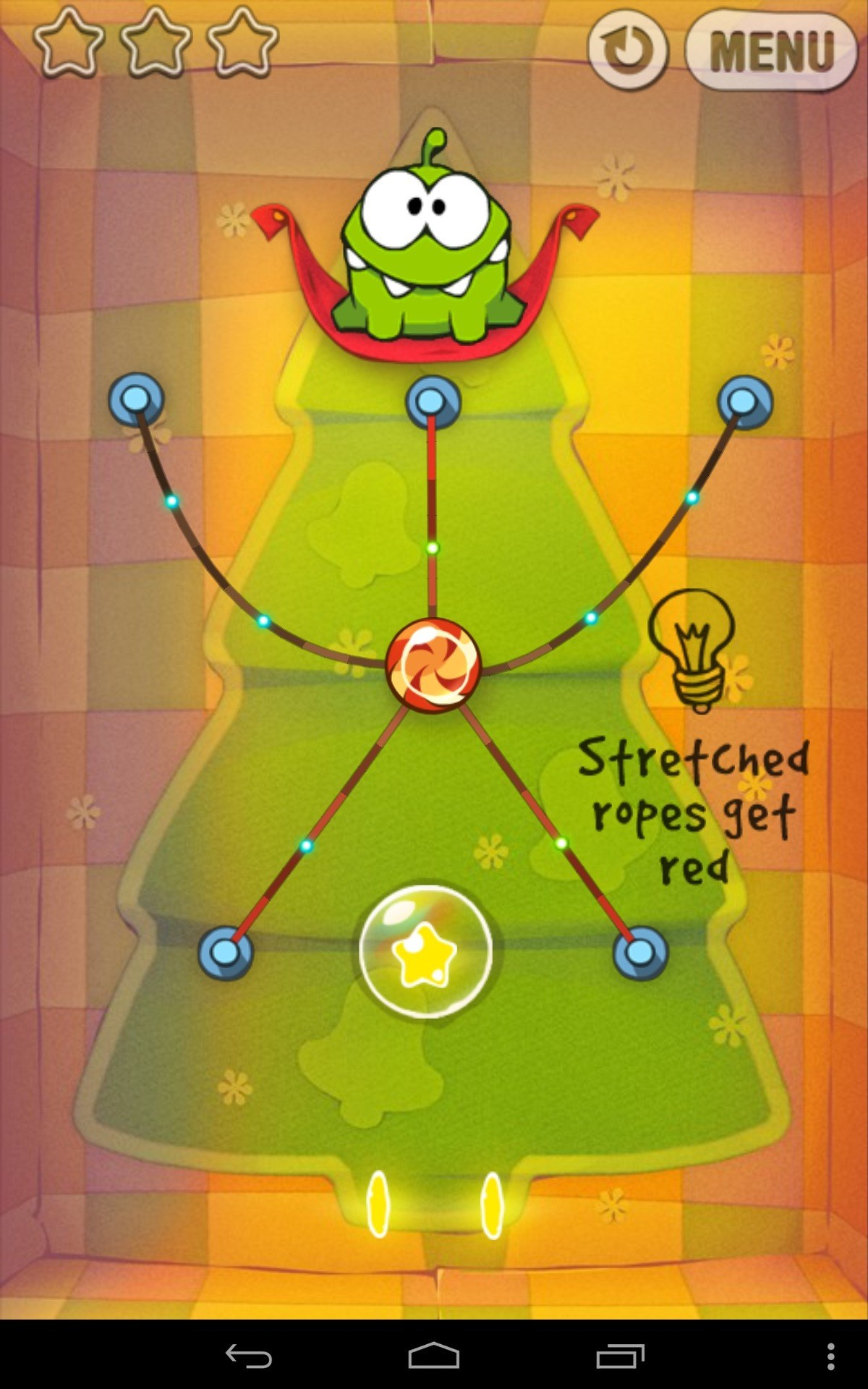 cut the rope experiments android game free download