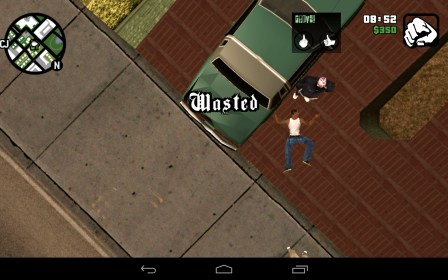 Grand Theft Auto: San Andreas for Samsung Galaxy Tab 3 10.1