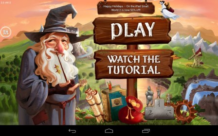 Small World 2 pour Samsung Galaxy Tab 4 10.1