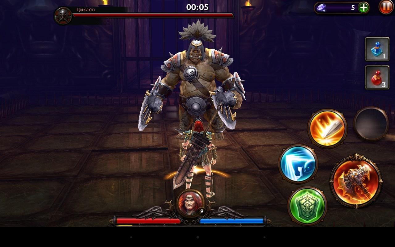 Eternity Warriors 3 Games For Android 2018 Free Download