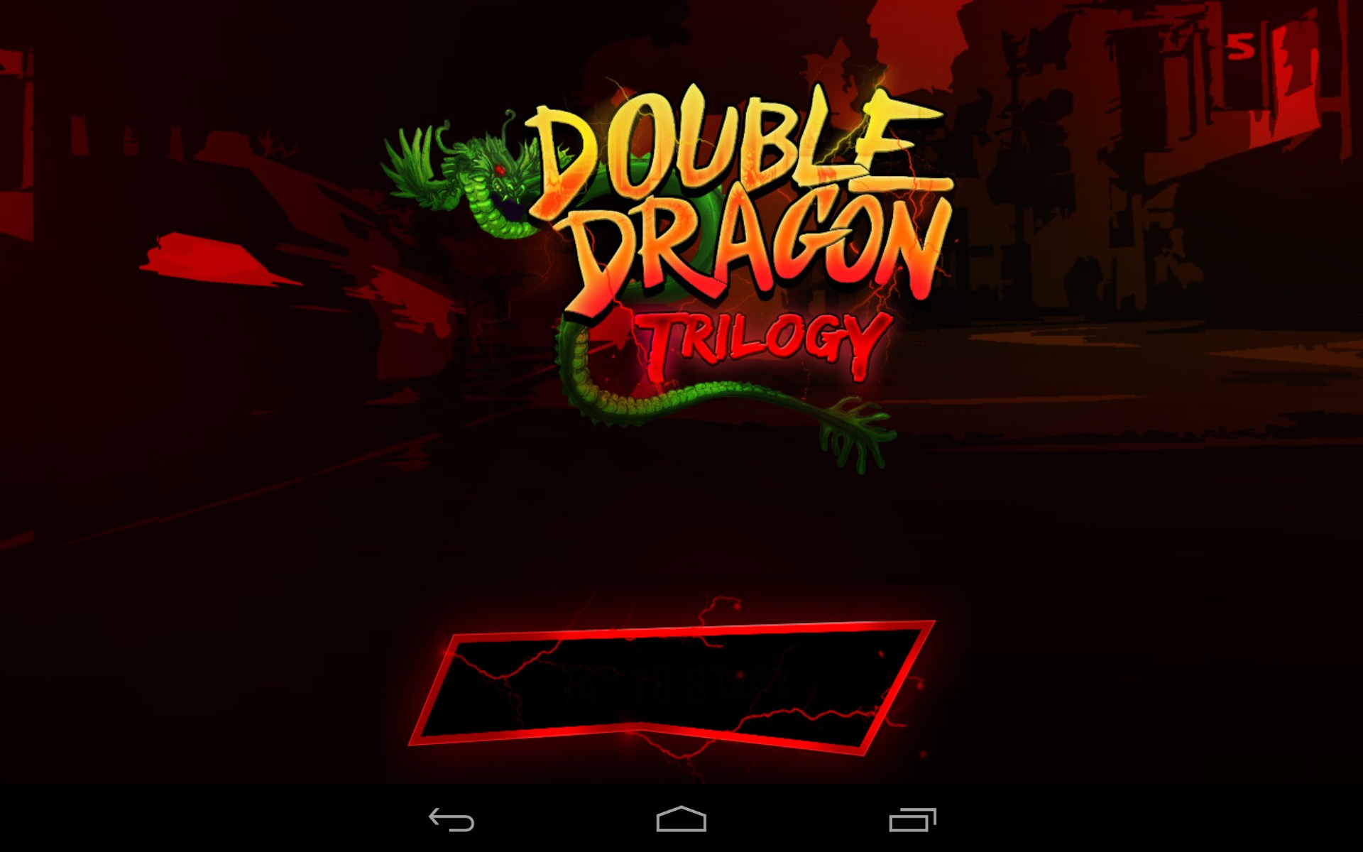 double dragon game for android free
