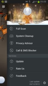 360 Mobile Security for Huawei Ascend Y511