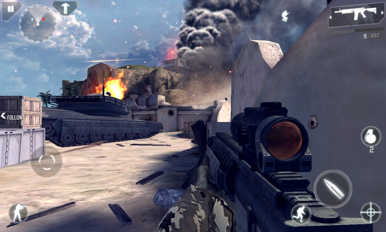 modern combat 4 games for windows phone 2018 free download