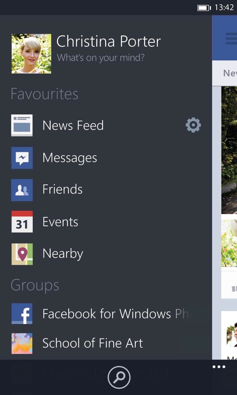 Facebook for Nokia Lumia 520 – Free download soft for Windows Phone ...
