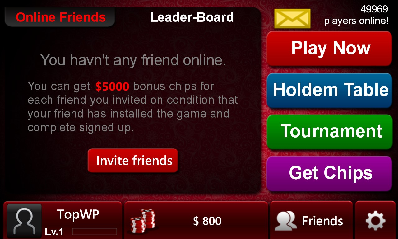 Texas holdem poker download phone