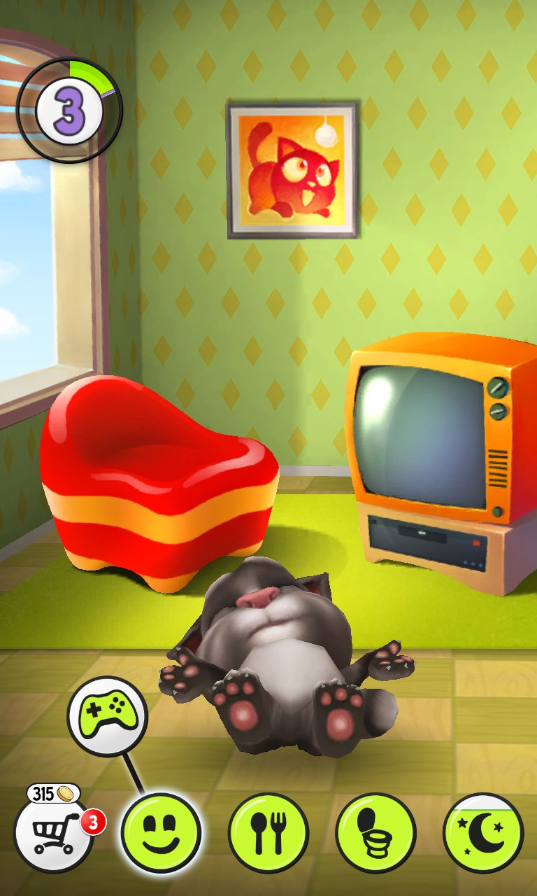 Phone Talking Cat For Android Phone my talking tom games for windows phone free download tom