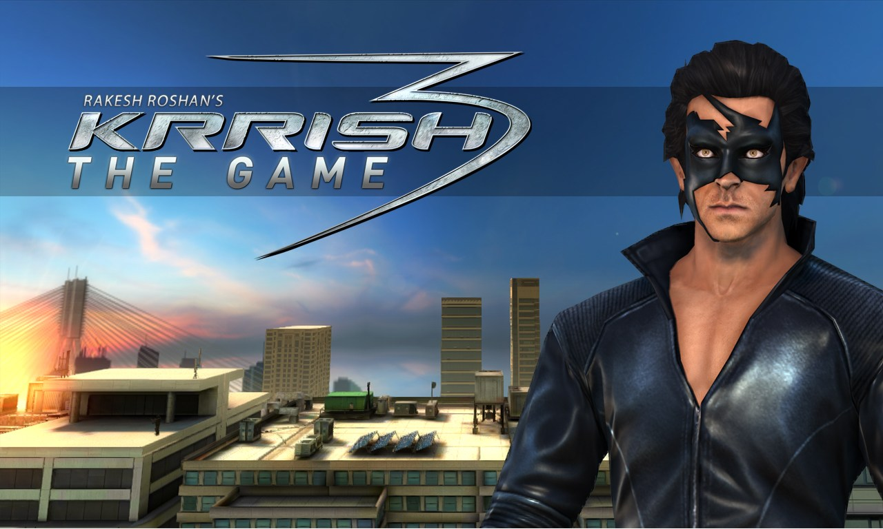 krrish 3 game free download for mobile - YouTube