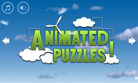 Animated Puzzles