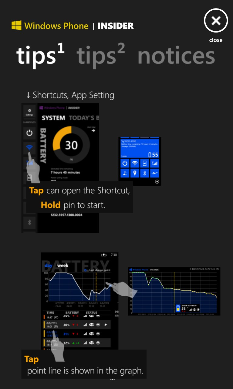 Insider for Nokia Lumia 525 – Free download soft for ...