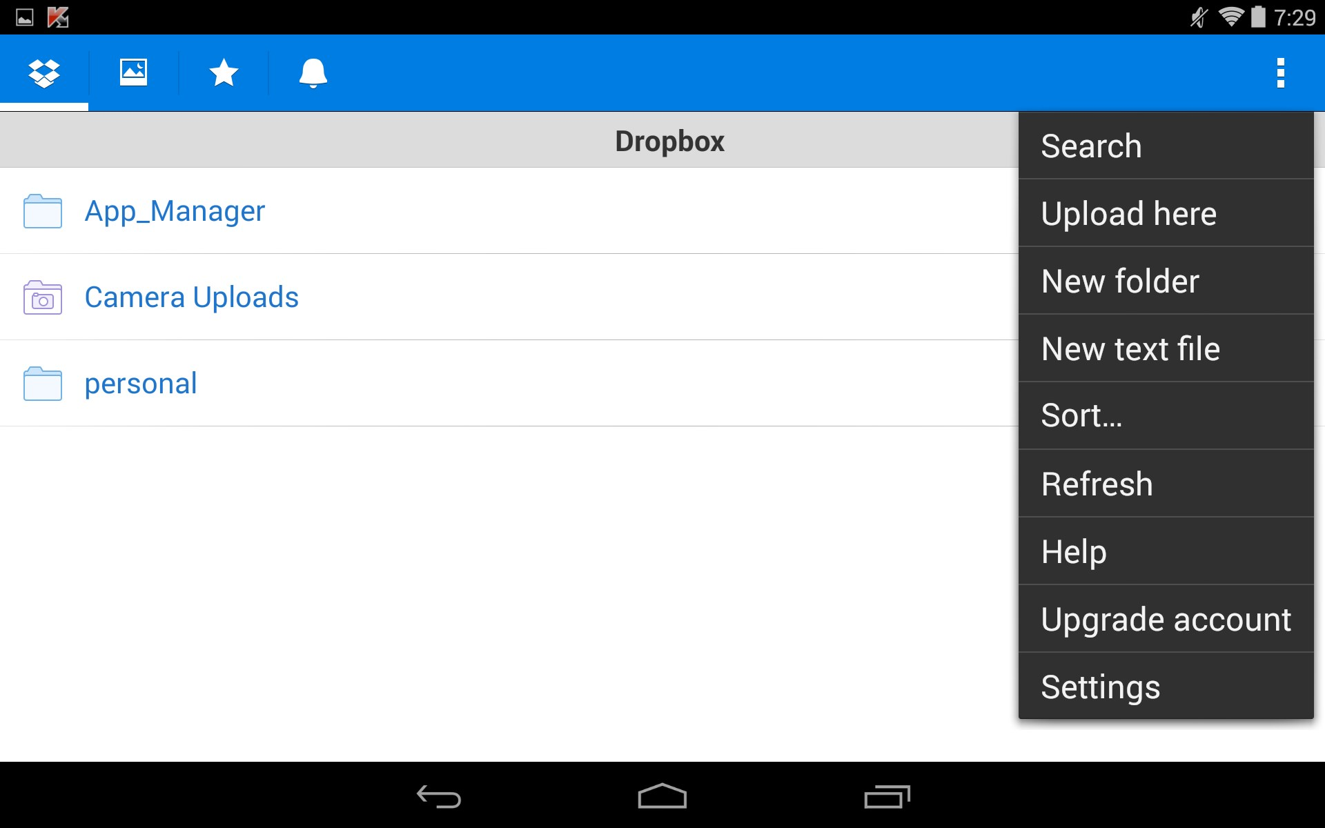 Put your creative energy to work, with Dropbox