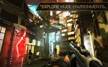 Deus Ex: The Fall for Oppo R3