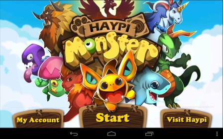 Haypi Monster for Motorola Flipside
