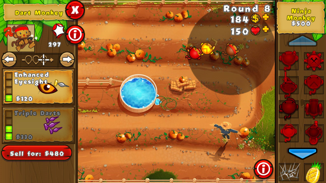 bloons tower of defense 4