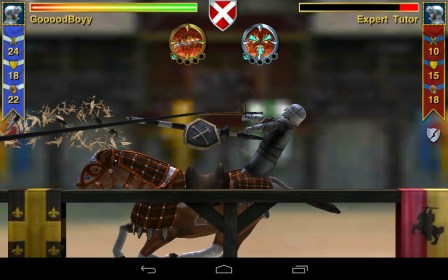 Knight Storm for HTC Desire Q
