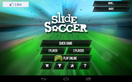 Slide Soccer for Sony Ericsson Xperia Active